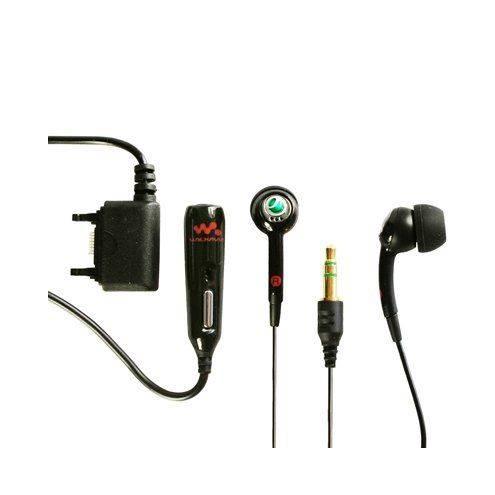 АКСЕССУАРЫ :: НАУШНИКИ :: ГАРНИТУРА ДЛЯ SONY ERICSSON :: Гарнитура для Sony Ericsson HPM-70 капля (черный) блистер ОРИГИНАЛ