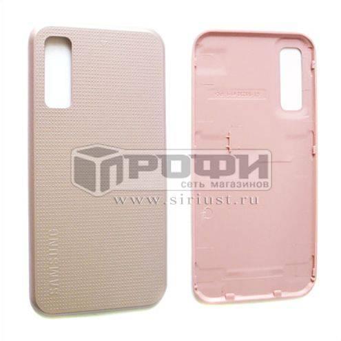 ЗАПЧАСТИ ДЛЯ СОТОВЫХ :: ЗАПЧАСТИ ДЛЯ SAMSUNG :: ЗАДНИЕ КРЫШКИ :: Задняя крышка Samsung S5230 (розовый)