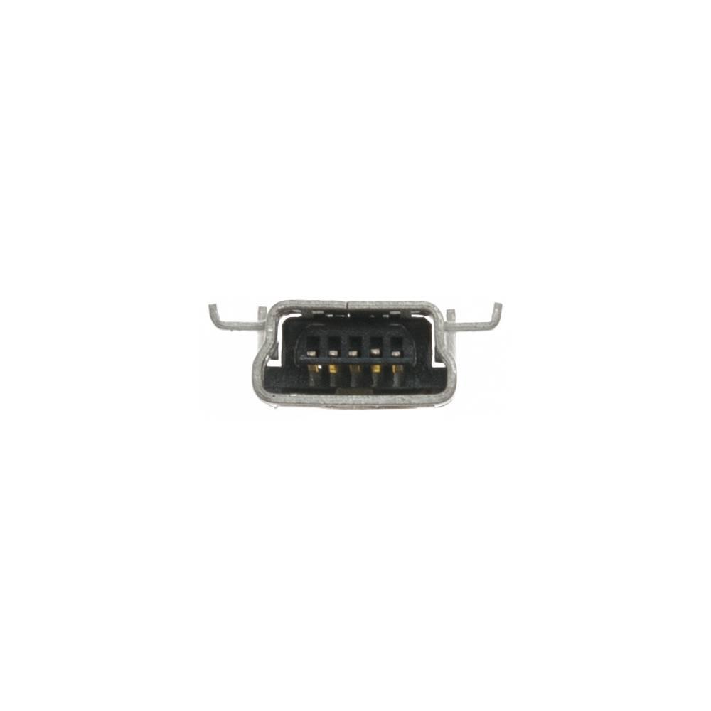 ЗАПЧАСТИ ДЛЯ СОТОВЫХ :: УНИВЕРСАЛЬНЫЕ ЗАПЧАСТИ :: РАЗЪЕМЫ ЗАРЯДКИ :: Разъем Mini USB тип 7 (5pin)