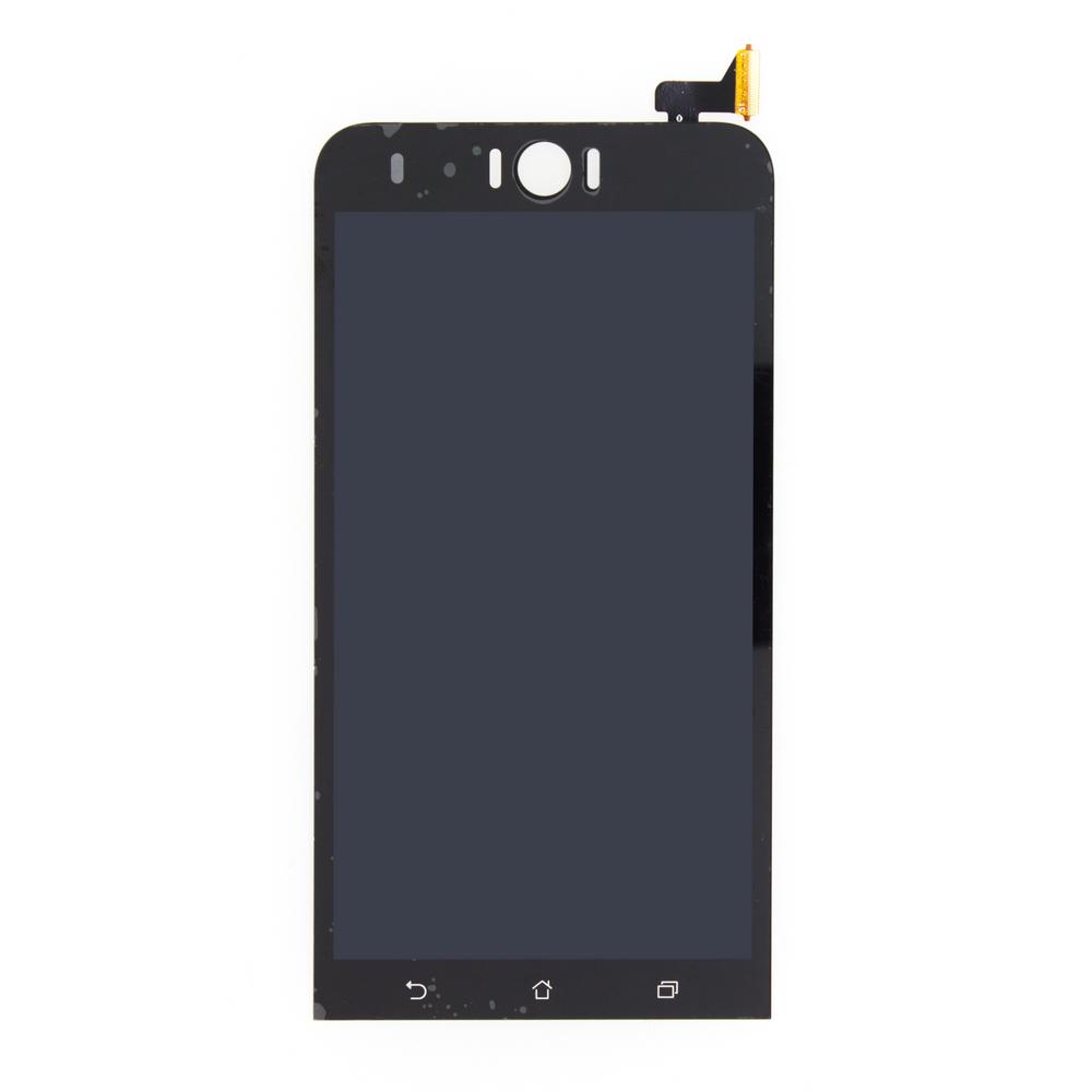 ЗАПЧАСТИ ДЛЯ СОТОВЫХ :: ЗАПЧАСТИ ДЛЯ ASUS :: ДИСПЛЕИ :: Дисплей Asus ZenFone Selfie (ZD551KL/ZE551KL)+тачскрин (черный)