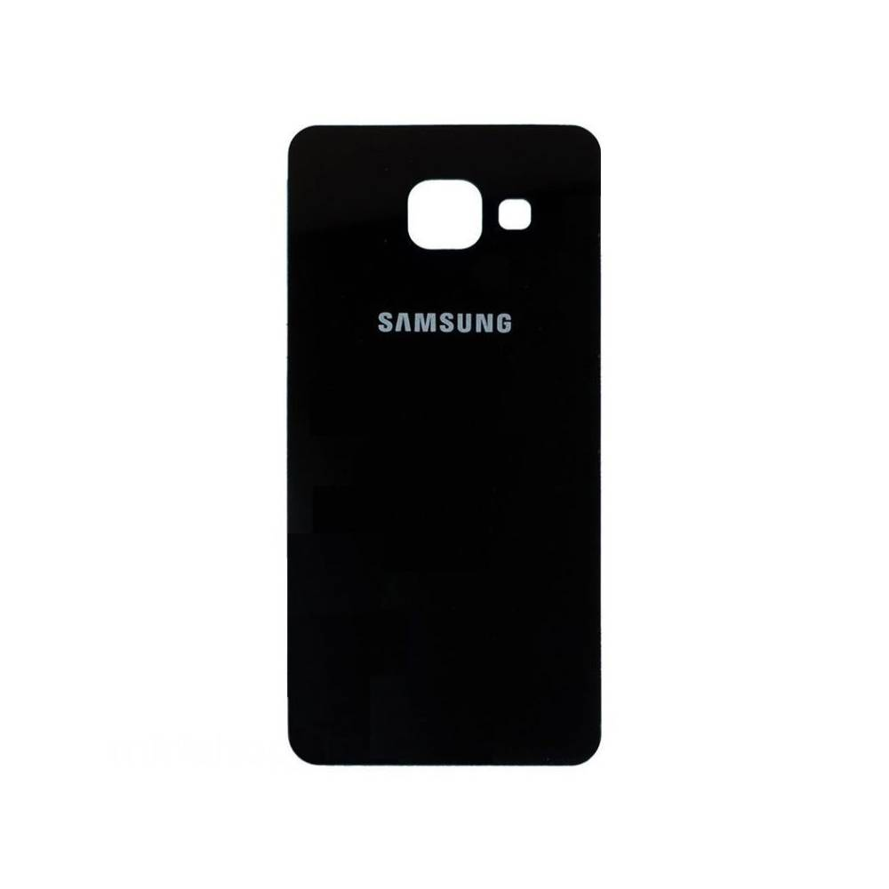ЗАПЧАСТИ ДЛЯ СОТОВЫХ :: ЗАПЧАСТИ ДЛЯ SAMSUNG :: ЗАДНИЕ КРЫШКИ :: Задняя крышка Samsung A310F Galaxy A3 (2016) черная