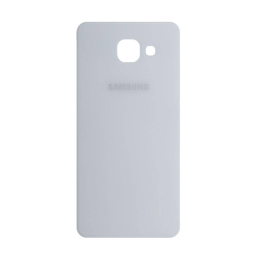 ЗАПЧАСТИ ДЛЯ СОТОВЫХ :: ЗАПЧАСТИ ДЛЯ SAMSUNG :: ЗАДНИЕ КРЫШКИ :: Задняя крышка Samsung A510F Galaxy A5 (2016) белая