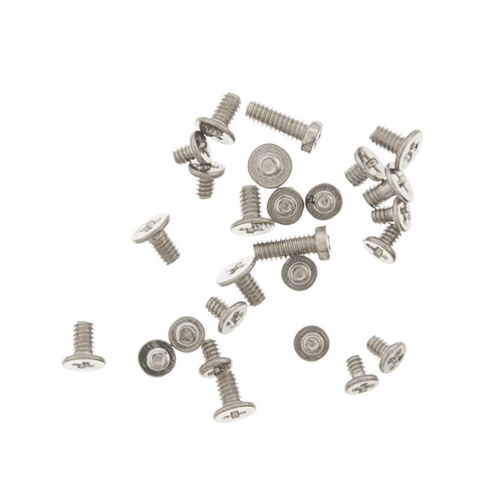 ЗАПЧАСТИ ДЛЯ СОТОВЫХ :: УНИВЕРСАЛЬНЫЕ ЗАПЧАСТИ :: ВИНТЫ :: Винты универсальные 1.4x2.5 мм (10шт) серебро