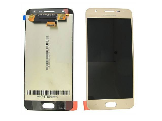 ЗАПЧАСТИ ДЛЯ СОТОВЫХ :: ЗАПЧАСТИ ДЛЯ SAMSUNG :: ДИСПЛЕИ :: Дисплей Samsung G570F/DS (J5 Prime)+тачскрин (золото)