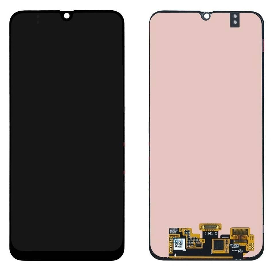 ЗАПЧАСТИ ДЛЯ СОТОВЫХ :: ЗАПЧАСТИ ДЛЯ SAMSUNG :: ДИСПЛЕИ :: Дисплей Samsung A305FN/DS (A30)+тачскрин (черный) ориг